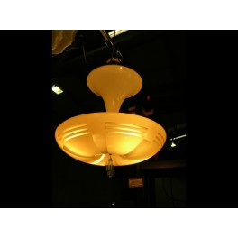 Excellent & rare ceiling fixture by g.e.c. (matching wall & table lamp also available)