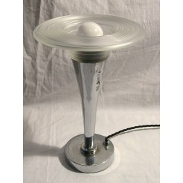 Very Rare Maison Claude Modernist Table Lamp