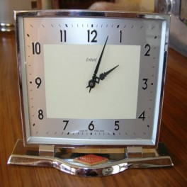 Enfield english deco table clock