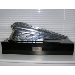 Streamliner Locomotive Sculpture Limited Edition