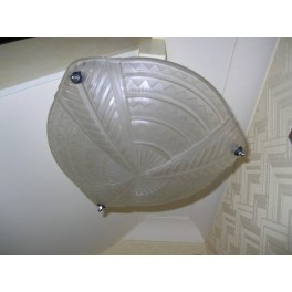 Pair of Noverdy Ceiling Shades