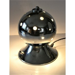 Excellent chrome Sputnik lamp circa 1960s
