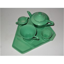Royal Cauldon Art Deco Batchelors Tea Set