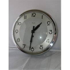 Art Deco 8 day wall clock by Keinzle