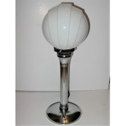 Large Art Deco Modernist Table Lamp