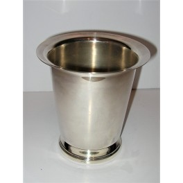 Art Deco Silver Plated Machine Age Ice Bucket