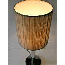 High quality large Mid Century Danish table lamp with original shade