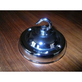 Large ceiling hanger for the more substantial ceiling light